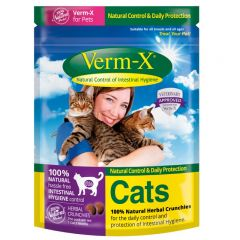 Verm-X for Cats - Crunchies