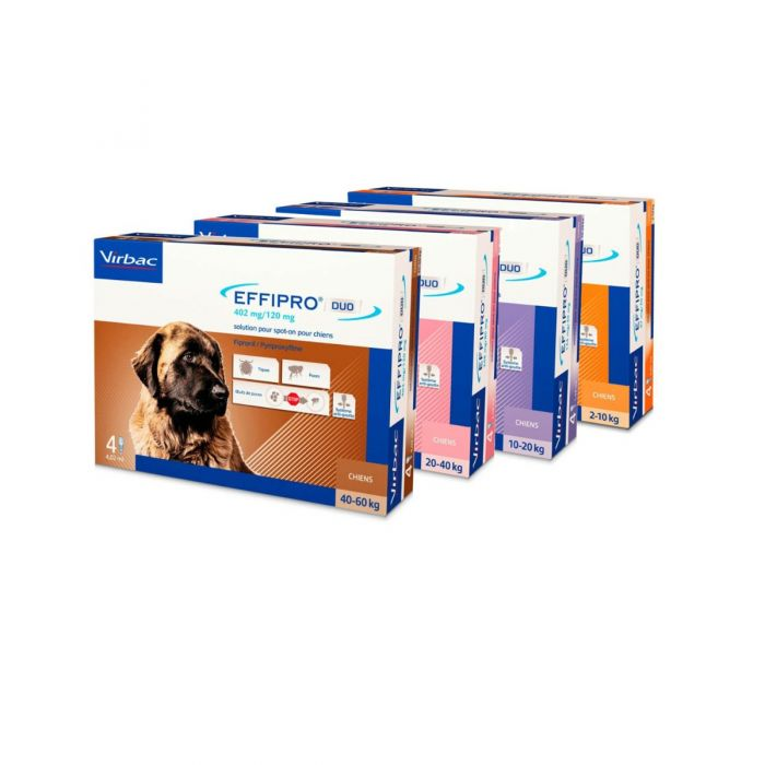 Fleascreen Combo For Small Dogs 2-10kg x 3 Pipettes