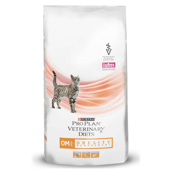 Purina Pro Plan Veterinary Diets Cat OM (Obesity Management) Dry