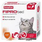 Beaphar FIPROtec Spot-on Solution for Cats