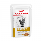 Royal Canin Urinary S/O Moderate Calorie Cat Food Wet 48x85g Pouch