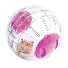Rosewood Boredom Breaker Glitter Hamster Ball