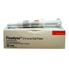 Finadyne 5% Oral Paste - 6x10g Syringes