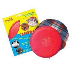 SnuggleSafe Microwave Heat Pad and Cover