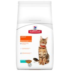 Hills Science Plan Optimal Care Adult Cat with Tuna Dry