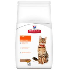 Hills Science Plan Optimal Care Adult Cat with Lamb Dry