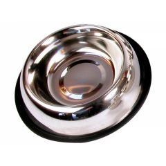 Rosewood Non Slip Stainless Steel Feed Bowl
