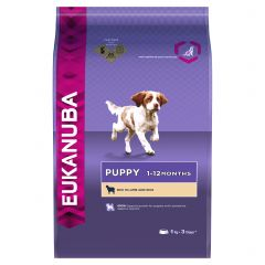 Eukanuba Puppy All Breeds with Lamb & Rice Dry