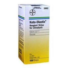 Keto-Diastix Reagent Strips