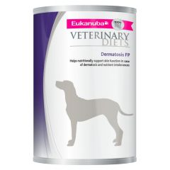 Eukanuba Veterinary Diets Dermatosis FP Dog Food Wet 6x375g Can