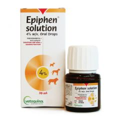 Epiphen Solution (40mg/ml) 30ml bottle