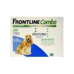 Frontline Combo Dog - Medium Dog (10-20kg)