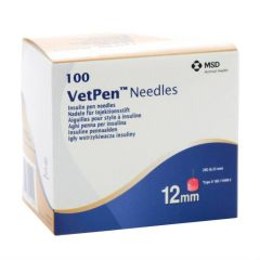 Caninsulin Vetpen Needles - Pack of 100