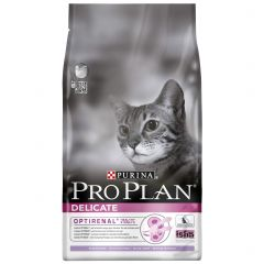 Purina Pro Plan Adult Cat Delicate with Turkey Dry