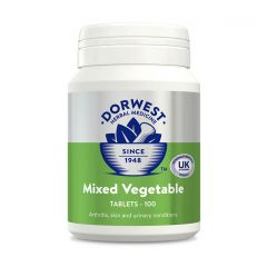 Dorwest Herbs Mixed Vegetable Tablets