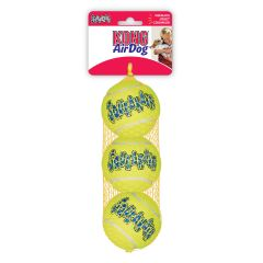 Kong AirDog Squeak Air Tennis Ball 3 Pack