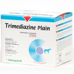 Trimediazine Plain Oral Powder - 10x50g Sachets