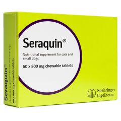 Seraquin Tablets for Cats and Dogs