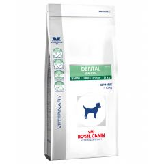 Royal Canin Veterinary Diet Canine Dental Special Small Dog Dry (DSD 25)