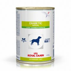 Royal Canin Veterinary Diet Canine Diabetic Special Wet 12x410g Can