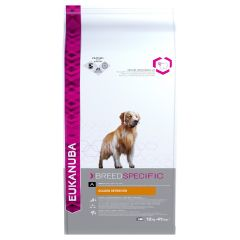 Eukanuba Breed Specific Golden Retriever Adult Dog Dry 12kg