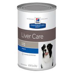 Hills Prescription Diet l/d Liver Care Dog Food Wet 12x370g Can - Original