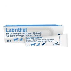 Lubrithal Eye Gel for Dogs and Cats 10g
