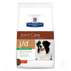 Hills Prescription Diet j/d Joint Care - Reduced Calorie Dog Food Dry with Chicken