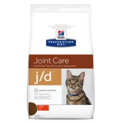 Hills Prescription Diet j/d Joint Care Cat Food Dry with Chicken