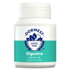 Dorwest Digestive Tablets for Cat and Dogs