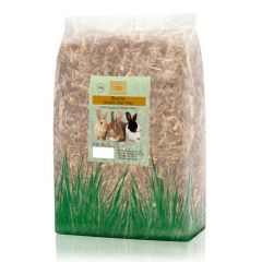 Burns Green Oat Hay for Rabbits and Small Animals 900g