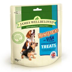 James Wellbeloved Minijacks Treats