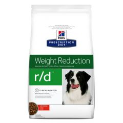 Hills Prescription Diet r/d Weight Reduction Dog Food Dry with Chicken