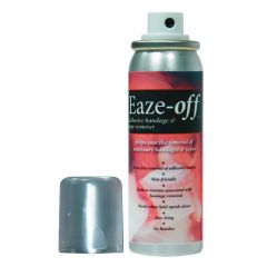 Eaze-Off Adhesive Bandage & Tape Remover Spray 50ml
