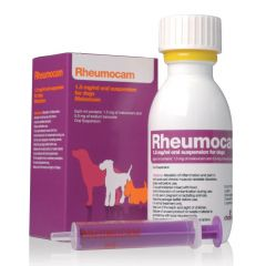 Rheumocam 1.5 mg/ml Oral Suspension for Dogs