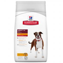 Hills Science Plan Adult Dog Medium Breed Light with Chicken Dry