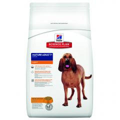 Hills Science Plan Mature Adult 7+ Light with Chicken Dry 12kg