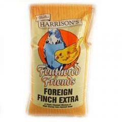 Walter Harrisons Feathered Friends Foreign Finch Extra Mix 20kg