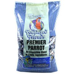 Harrisons Feathered Friends Premier Parrot Mix