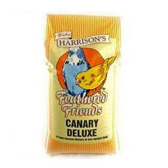 Walter Harrisons Feathered Friends Canary Deluxe Mix 20kg