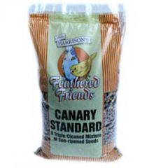 Walter Harrisons Feathered Friends Canary Standard Mix 20kg