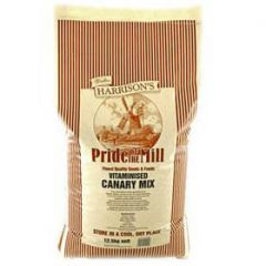 Walter Harrisons Pride of the Mill Vitaminised Canary Mix 12.5kg