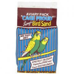 Pettex Bird Sand 10kg Aviary Pack