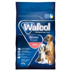 Wafcol Senior Dog with Salmon & Potato Dry 12kg