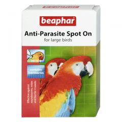 Beaphar Anti Parasite Spot On for Large Birds