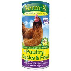 Verm-X Poultry Pellets 250g