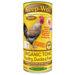 Verm-X Keep Well Pelleted Tonic for Poultry 250g
