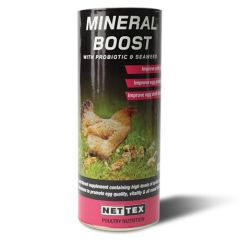 Nettex Mineral Powder with Probiotic and Seaweed 450g