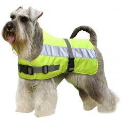 Petlife Hi-Vis Dog Jacket - Yellow