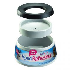 Road Refresher Non Spill Dog Bowl